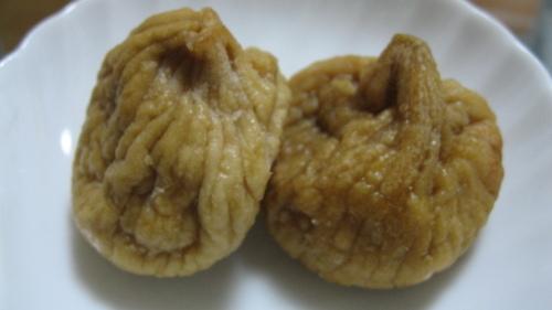 干しいちじく(Dried Fig)